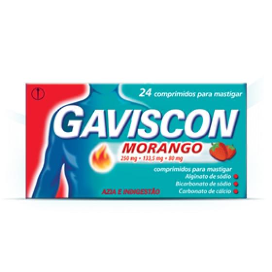 Gaviscon Morango