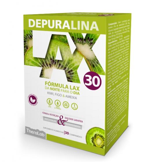 Depuralina Lax Comp X30