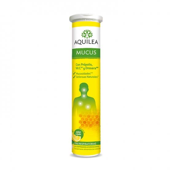 Aquilea Mucus Comp Eferv Limaox15