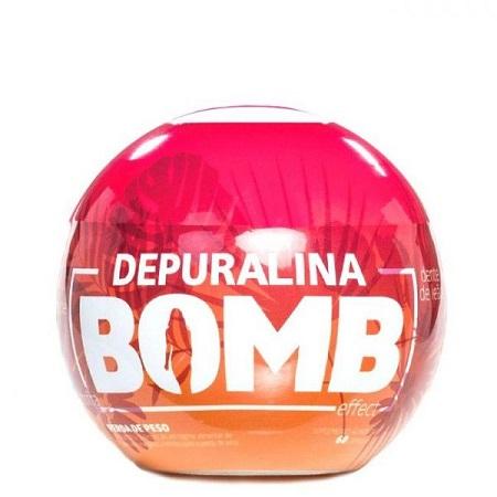Depuralina Bomb Effect Caps X60 Bola cáps(s)