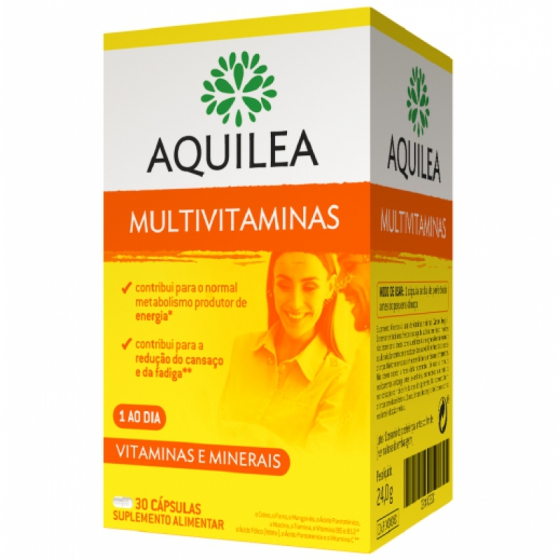 Aquilea Multivit Caps X30 cáps(s)