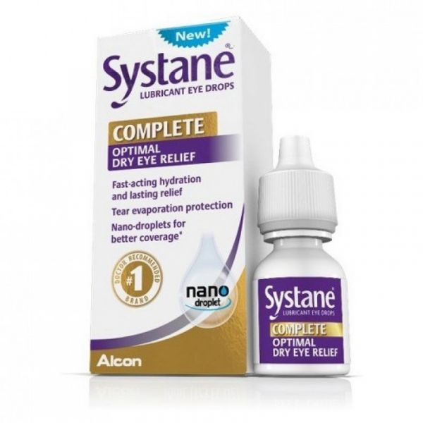 Systane Complete Gts Oft Lubrif 10ml