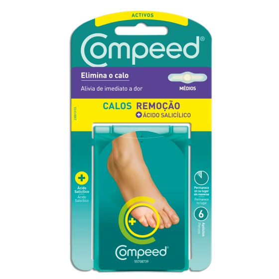 Compeed Penso Calo Med Act X 6