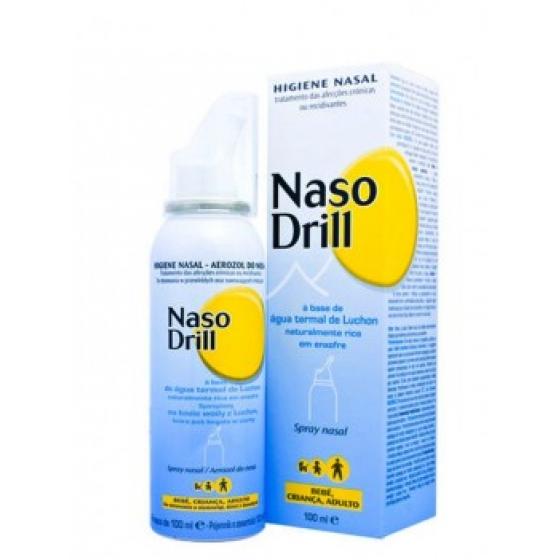Naso Drill Spray Nasal 100ml