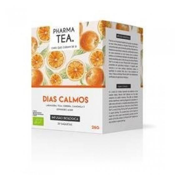 Pharma Tea Cha Dias Calmos Saq 1,3g X20 inf saq