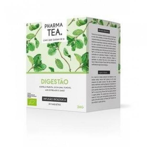 Pharma Tea Cha Digestao Saq 1,3g X20 inf saq