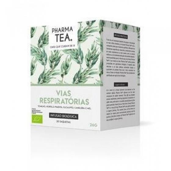Pharma Tea Cha Vias Respira Saq 1,3g X20 inf saq
