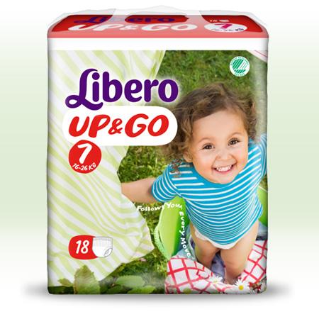 Libero Up Go Frald T7 16/26 Kg X 18