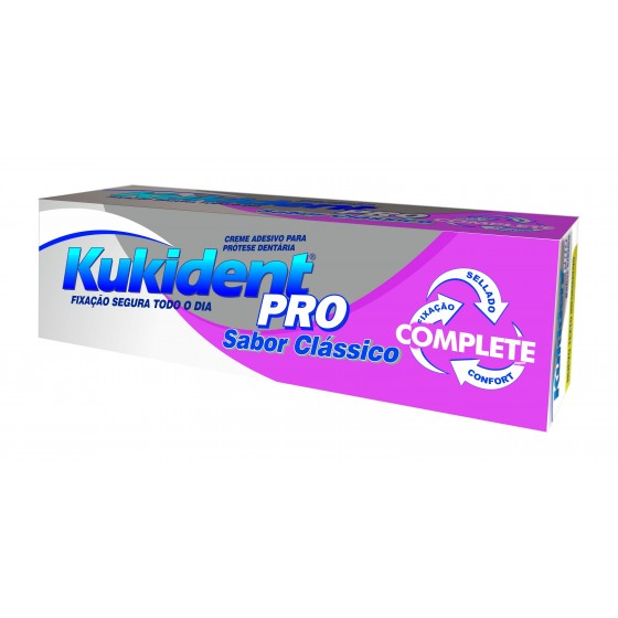Kukident Pro Comp Cr Classico Protese 47 G