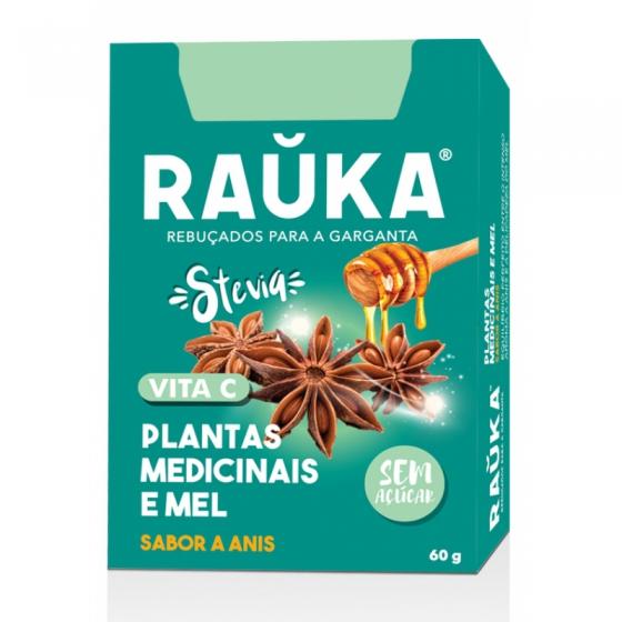 Rauka Plantas Med Mel Reb Anis X30 reb