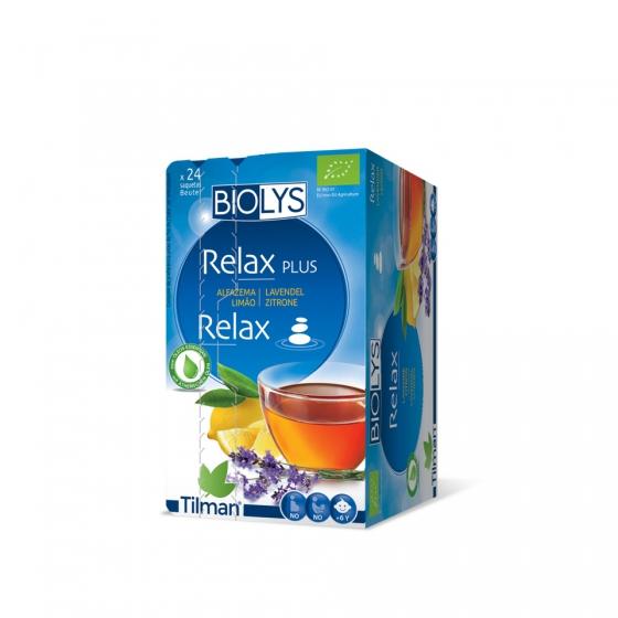 Biolys  Relax Plus Saq X24