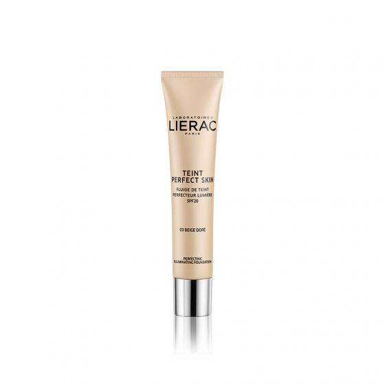 Lierac Teint Perf Skin Fl Bege Dourado 30Ml