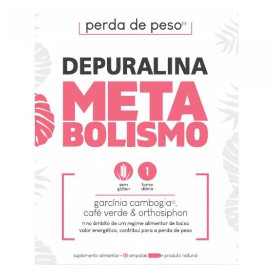 Depuralina Metabolismo Amp 15Ml X15