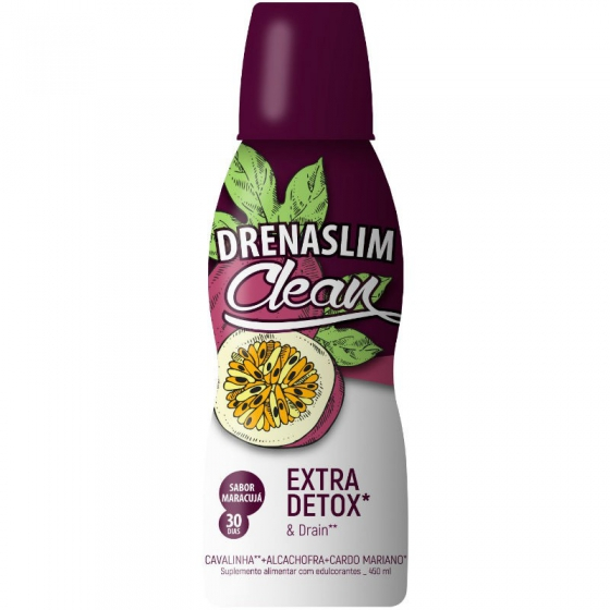 Drenaslim Clean Sol 450Ml