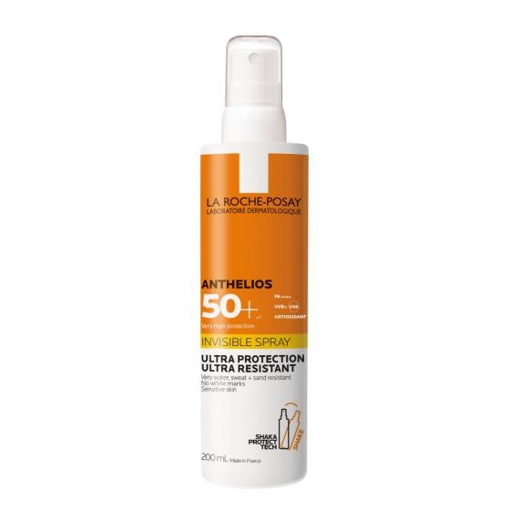 Lrposay Anthelios Spray Invis Spf50+ 200Ml