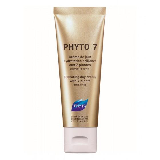 Phyto 7 Cr Dia Hidrat Brilho 50ml