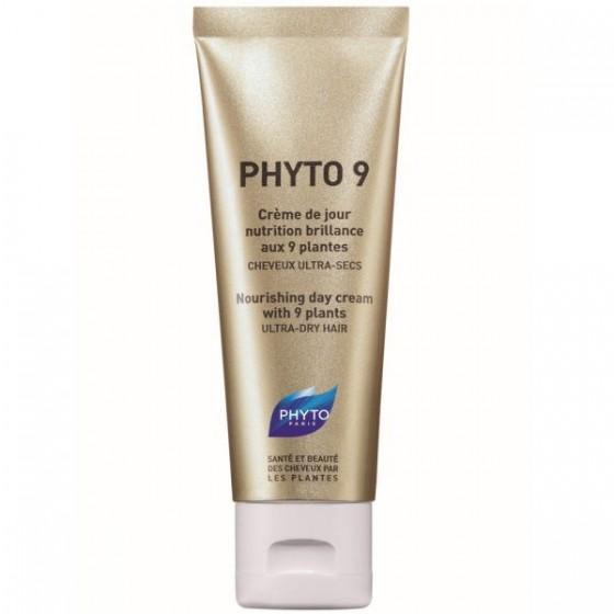 Phyto 9 Cr Dia Nutric Brilho 50ml