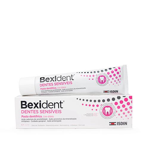 Bexident Dentes Sensiveis Pasta 75 Ml