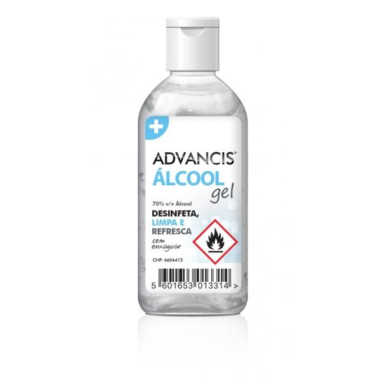 Advancis Alcool Gel 50Ml