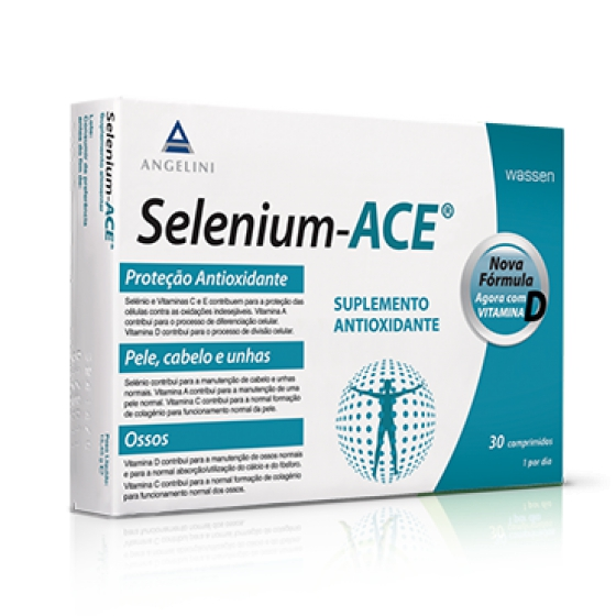 Selenium Ace Comp X30