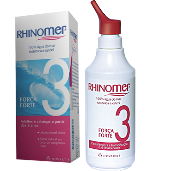 Rhinomer Spray Nasal Forca 3 135ml