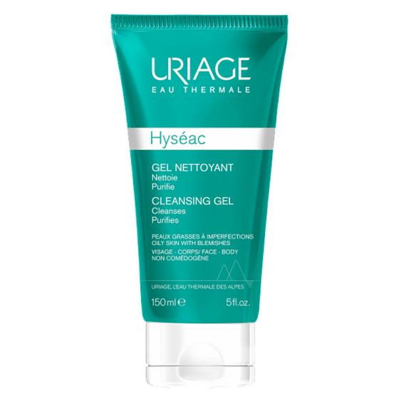 Uriage Hyseac  Gel Limp Suave 150ml