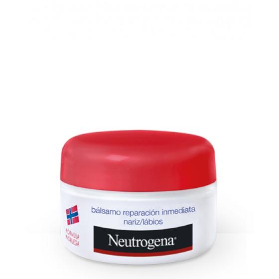 Neutrogena Labios Balm Nariz/Lab Rep Ime 15