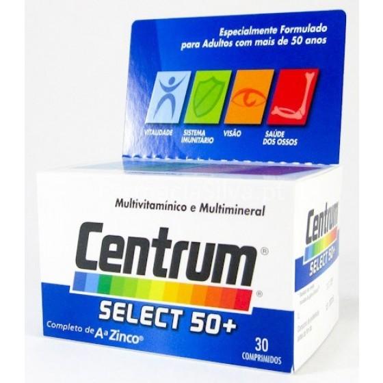 Centrum Select50+ Comp Rev X 30
