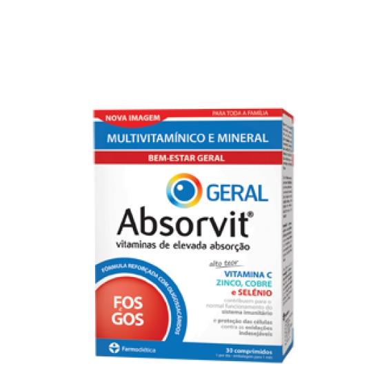 Absorvit  Comp X 30
