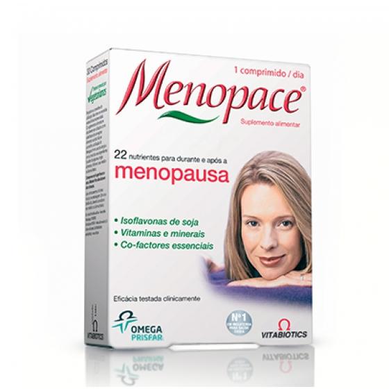 Menopace Comp Menopausa X30