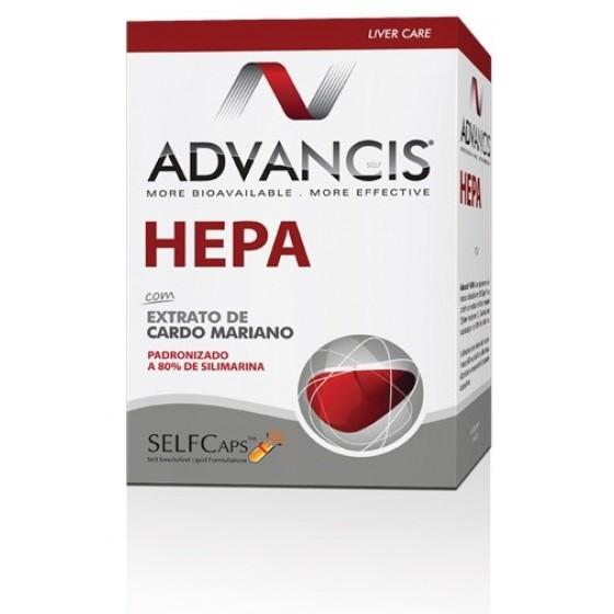 Advancis Hepa Caps X60