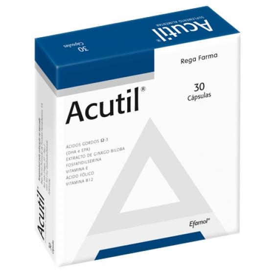 Acutil Caps X30