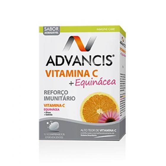 Advancis Vit C+Eq Comp Eferves X 12