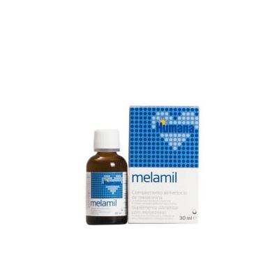 Melamil Sol Or 30 Ml