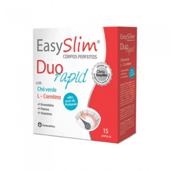 Easyslim Duo Rapid Amp 10Ml X15