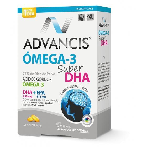 Advancis Omega-3 Super Dha Capsx30