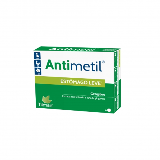 Antimetil Comp X6