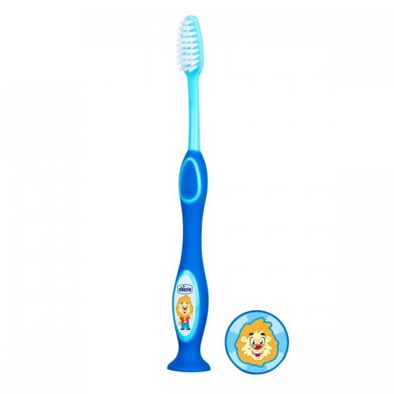 Ch.Ora9079200000 Esc Dent Leite Azul 3-6a
