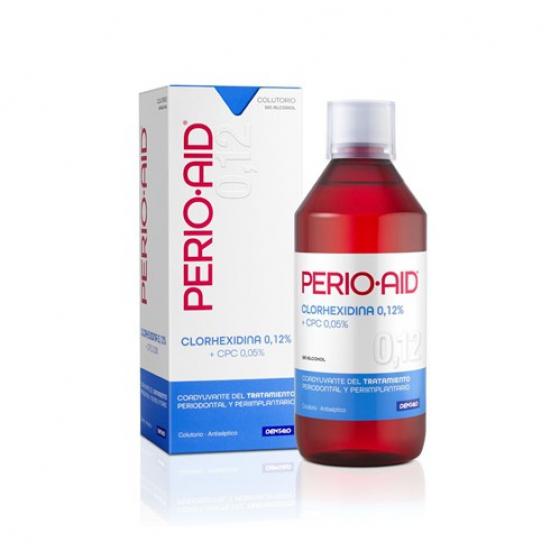 Perio Aid Intensi Care Colut 0.12% 500ml