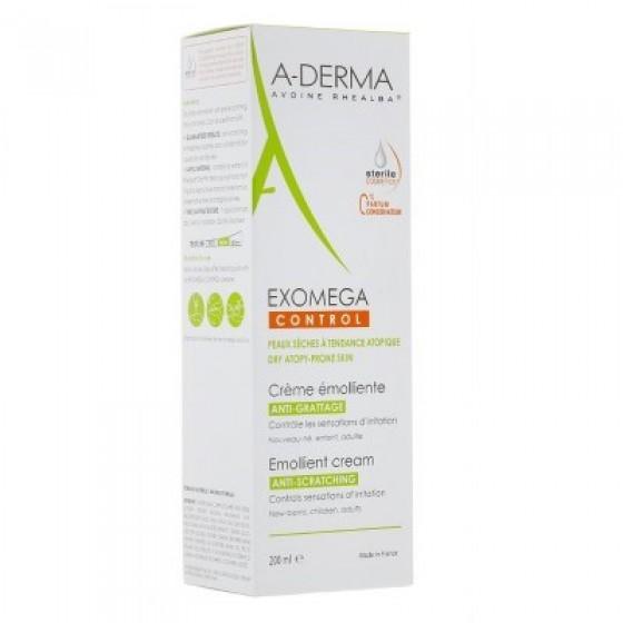 A-Derma Exomega Control Cr Emol 200ml