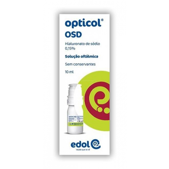 Opticol Osd  Sol Oft 10ml
